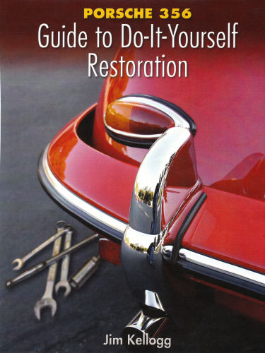 Porsche 356 guide to do it yourself restoration by jim kellogg356restore jim kelloggs first book porsche 356 guide to do it yourself restoration went out of print after two printings and over 3500 copies sold solutioingenieria Gallery